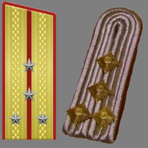 Sowjetunion und NVA im Vergleich